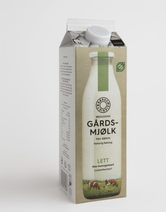 Gårdsmjølk