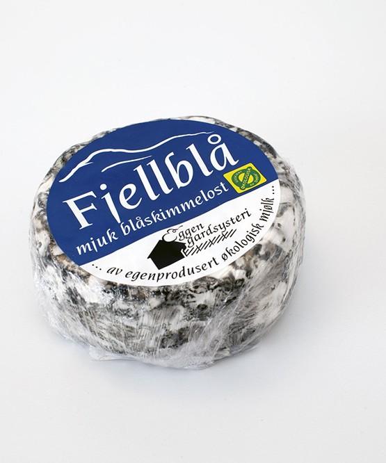 Fjellblå (mjuk blåskimmelost)