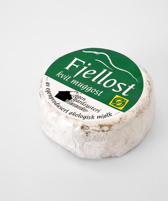 Fjellost (kvit muggost)