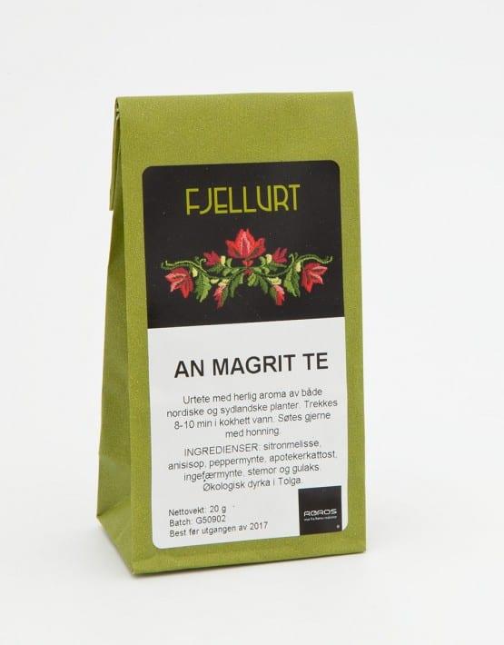 An Magritt te