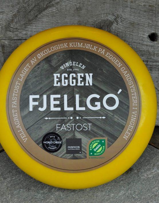Eggen Gardsysteri Fjellgo'