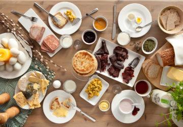 Påskefrokost med Rørosmat_Foto:Rob Veldhuis