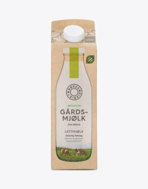 Økologisk Gårdsmjølk fra Rørosmeieriet