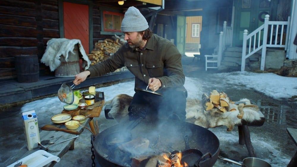 En smak av norden - Niklas Ekstedt besøker Røros