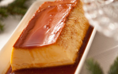 Karamellpudding fra Røros