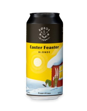 Easter feaster blonde påske
